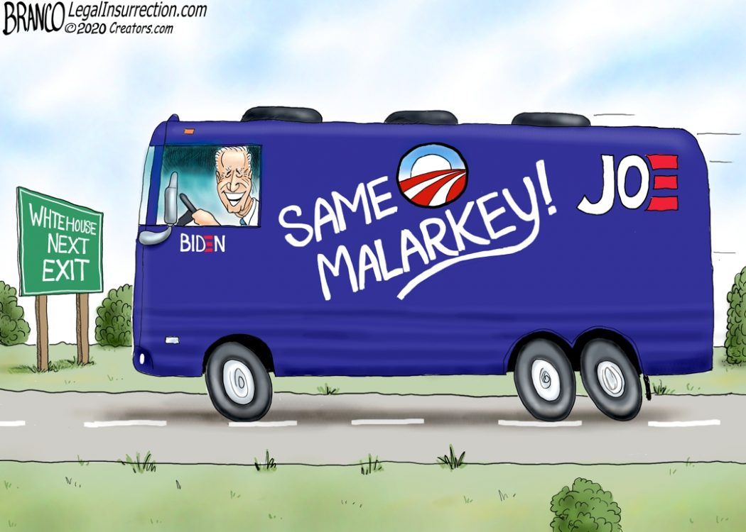 Cartoon of the Day: Runaway Truck ⋆ Conservative Firing Line