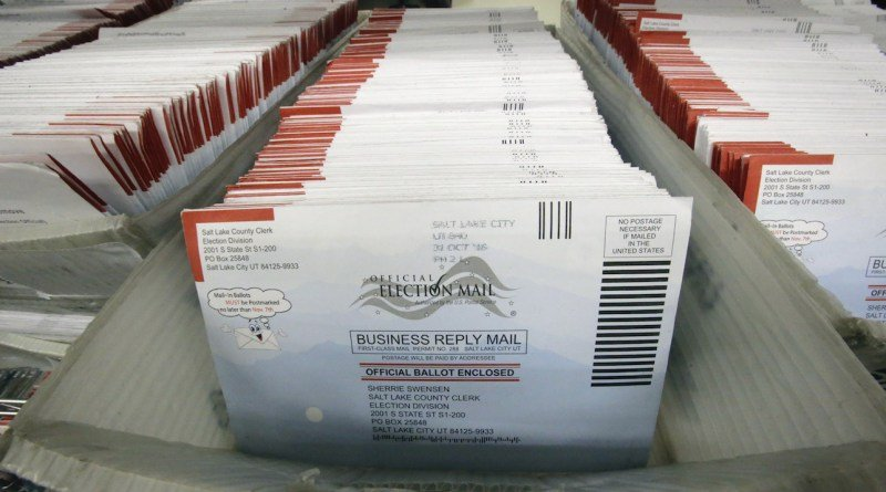 BREAKING: A Printer in Michigan Printed Tens of Thousands of Excess Pennsylvania Ballots Which Were Shipped to New York and Fraudulently Filled Out Before Being Delivered to Pennsylvania