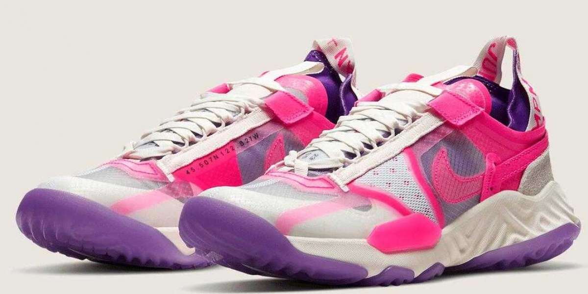 CZ4778-101 Jordan Delta Purple Hyper Pink Gonna Arrive Very Soon