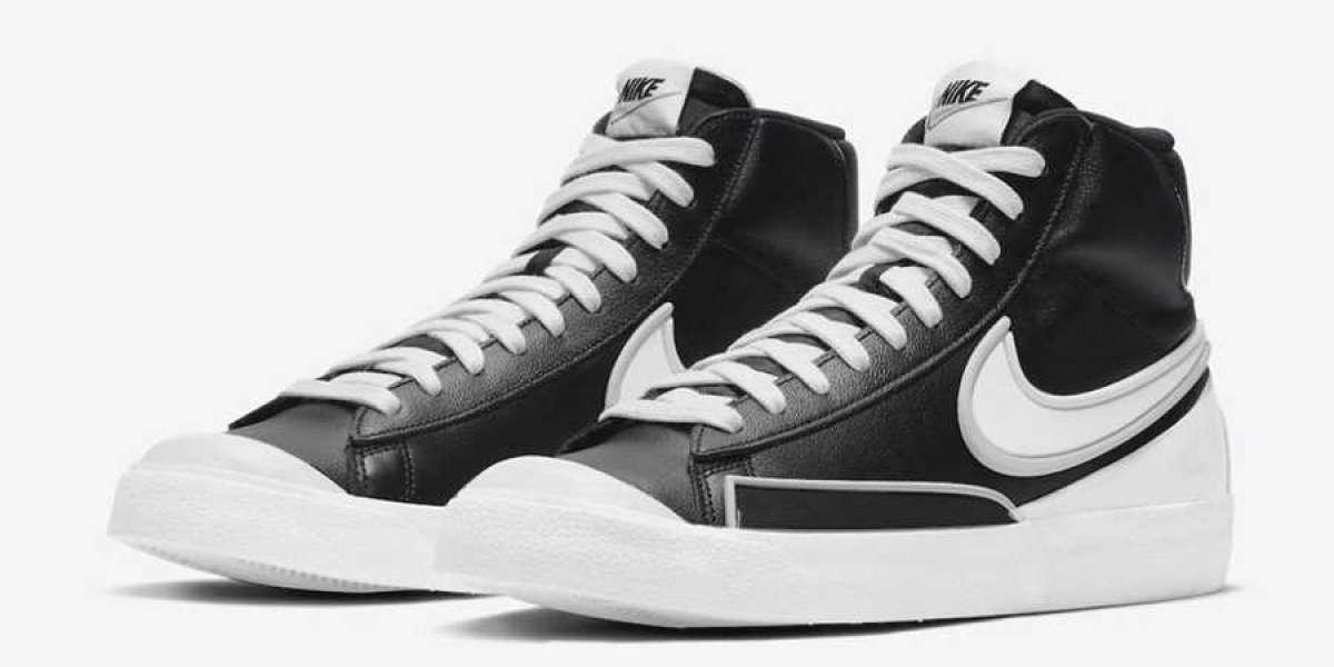 Nike Blazer Mid '77 Infinite Black White 2021 New Arrival DA7233-001