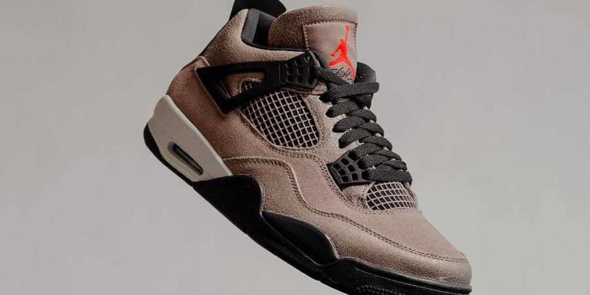 "Air Jordan 4 ""Taupe Haze"" Taupe DB0732-200 2021 Cheap For Sale"