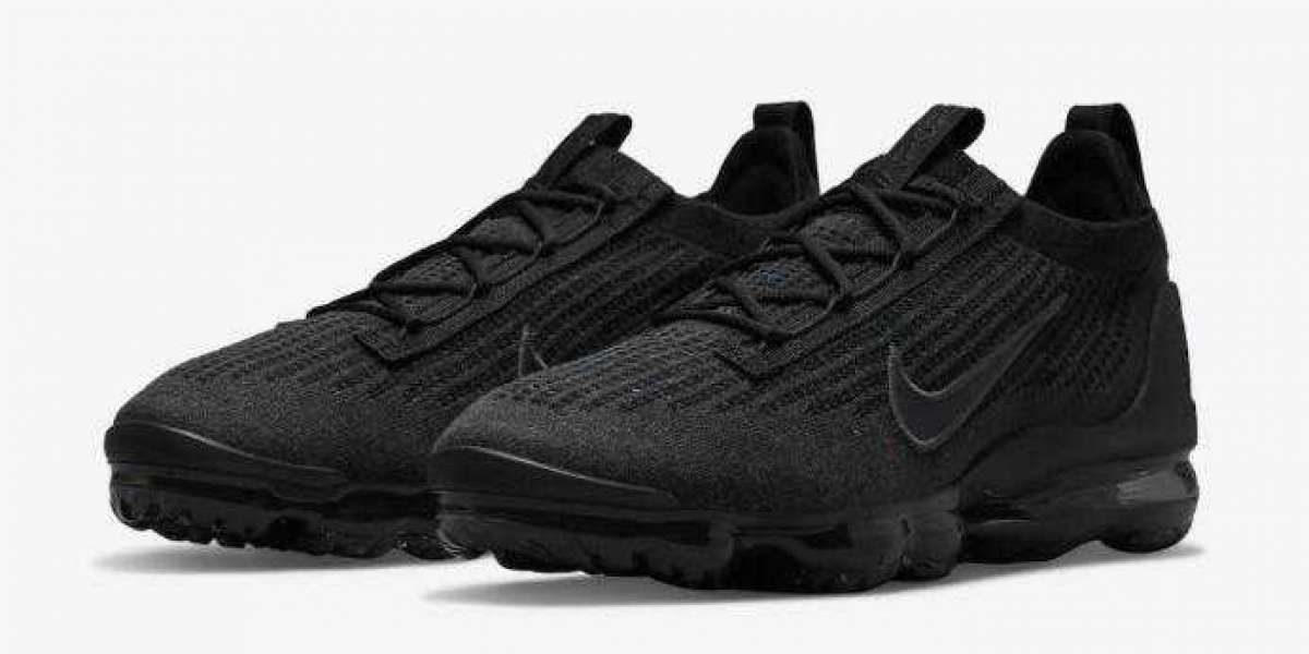 Are You Ready for Nike Air VaporMax 2021 Triple Black ?