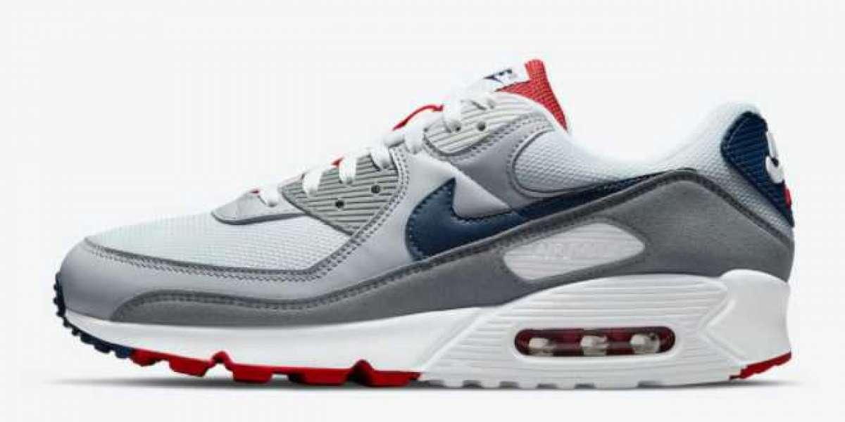 "Would you buy Nike Air Max 90 ""Grey USA"" CZ1846-001 shoes?"