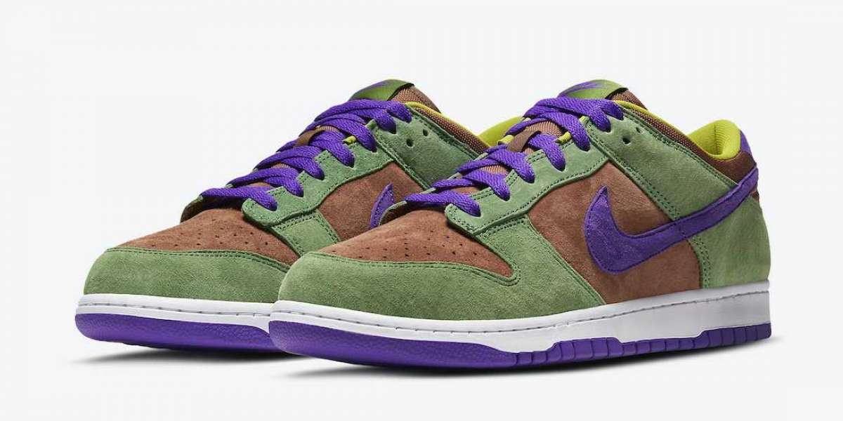 Hot Sale Nike Dunk Low SP Veneer Sneakers DA1469-200