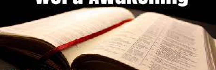 Word Awakening Cover Image