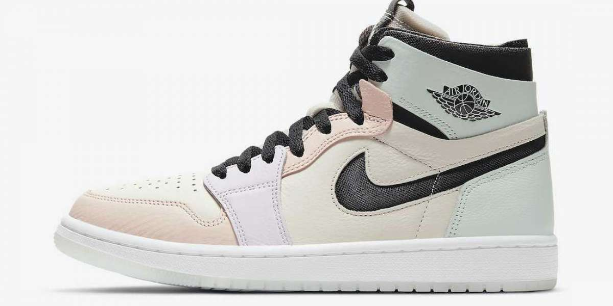 "Worthy Air Jordan 1 Zoom Comfort ""Easter"" Cheap Sale CT0979-101"