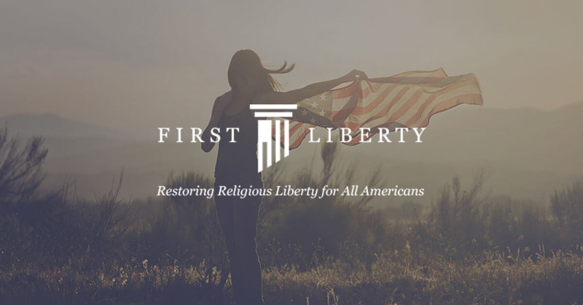 Request Free Legal Help | First Liberty