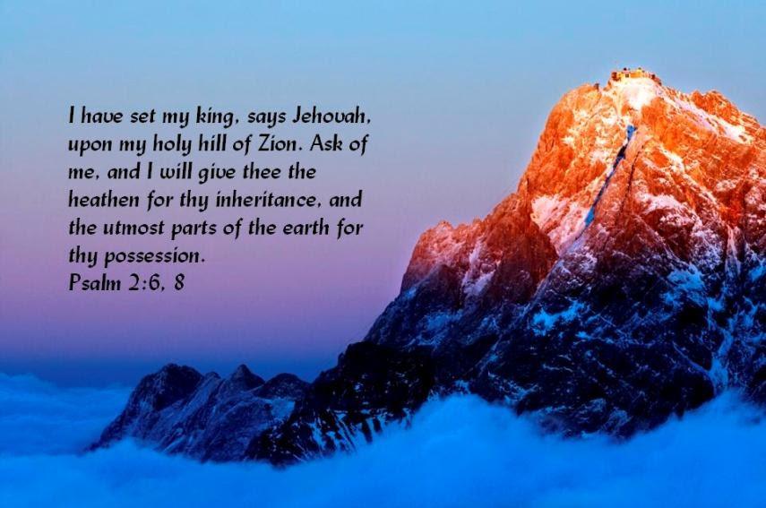 The Gospel of God in the Psalms of David: The Kingdom of God