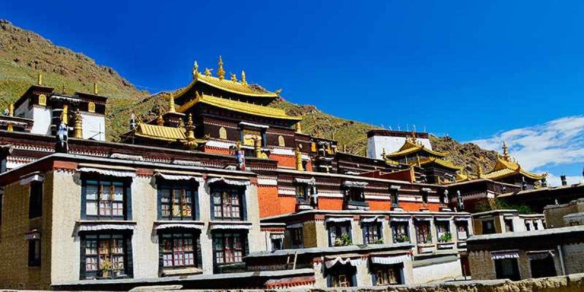 The Most Famous Meditation Retreats in Shannan Tibet